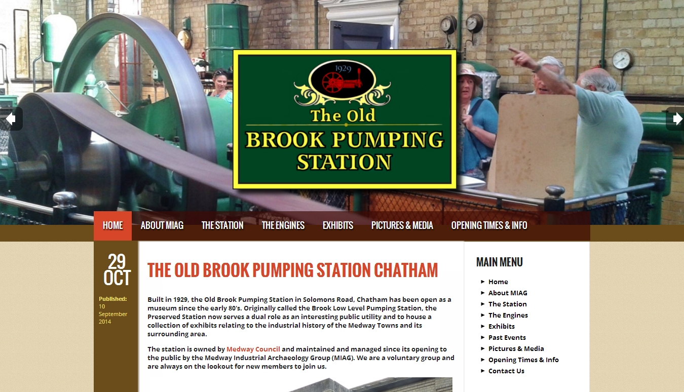 Old Brook Pumping Station