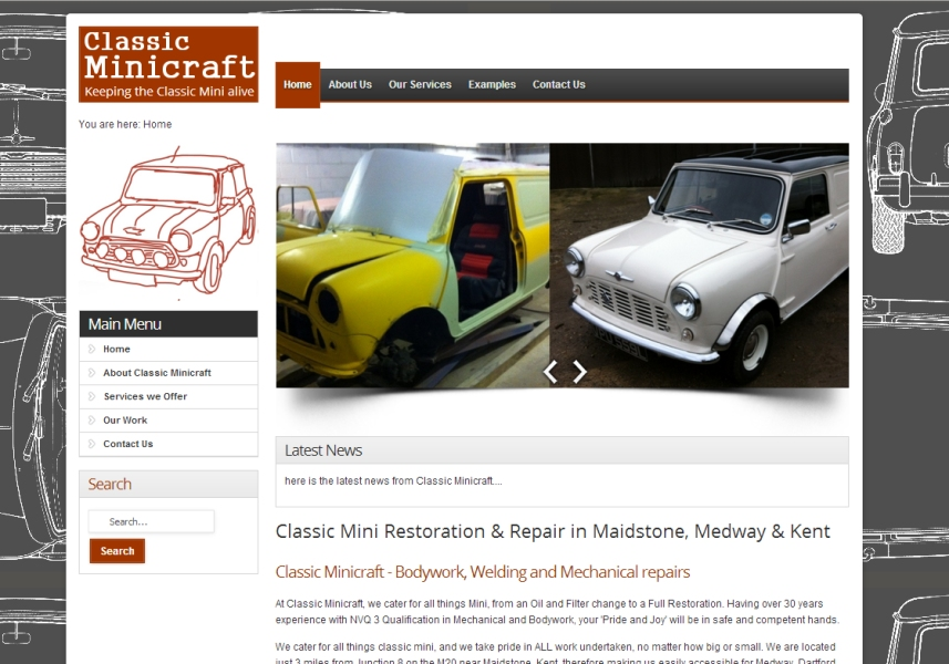 Classic Minicraft