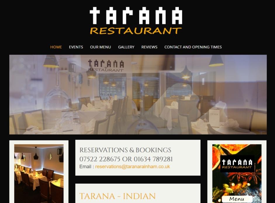 Tarana Indian