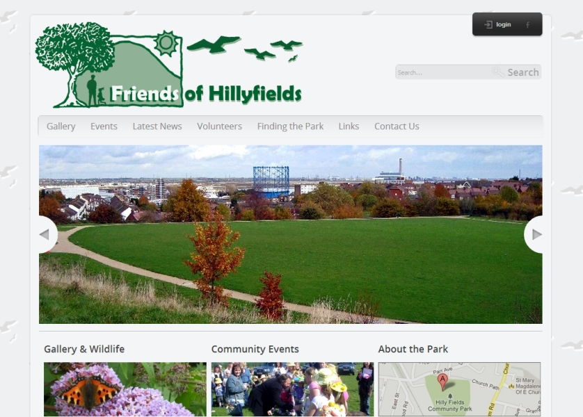 Friends of Hillyfields